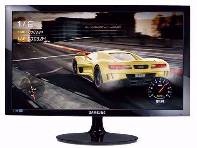 "Monitor Samsung LS24D330HSX 24"" Full HD LCD"