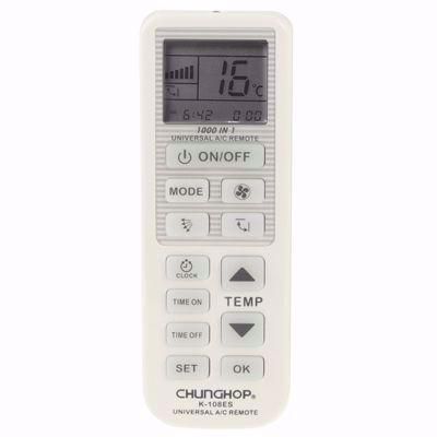 Chunghop Universal A/C Remote Control (K-108ES)