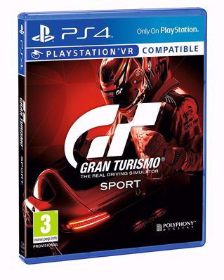 Gran Turismo Sport - The real driving simulation - ( PS4 )