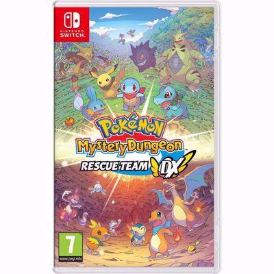 Nintendo Pokemon Mystery Dungeon Rescue Team ( NS )