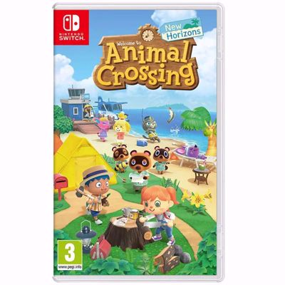 Animal Crossing : New Horizons Switch ( NS )