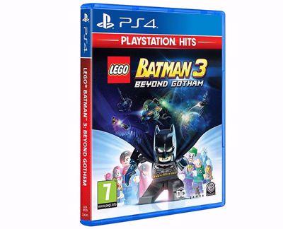 Lego Batman 3 Beyond Gotham - ( Playstation Hits ) - ( PS4 )