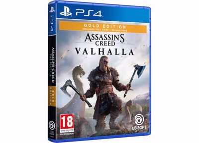 Assassin's Creed Valhalla Gold Edition - ( PS4 )