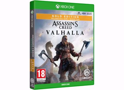 Assassin's Creed Valhalla Gold Edition - ( XB1 )
