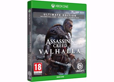 Assassin's Creed Valhalla Ultimate Edition - ( XB1 )