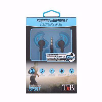 T'nB ESSPRUNBL RUNNING SPORT HANDSFREE BLACK/BLUE