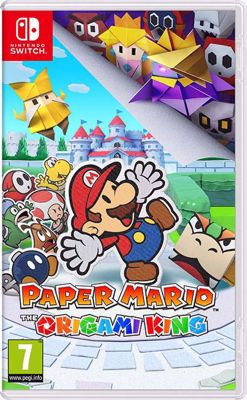 Paper Mario: The Origami King ( NS )
