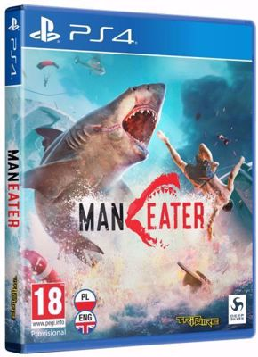 ManEater ( PS4 )