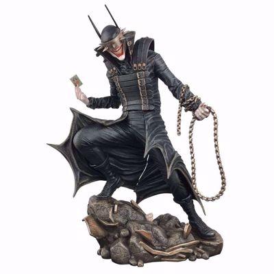 Diamond Select Toys DC Gallery - Comic Batman Who Laughs PVC Statue (MAY182303)