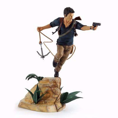 Uncharted - Nathan Drake Statue 30cm (Gaya GE3222)