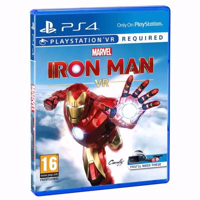 Iron Man VR ( PS4 )