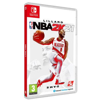 NBA 2K21 - Standard Edition - Greek Version ( NS )