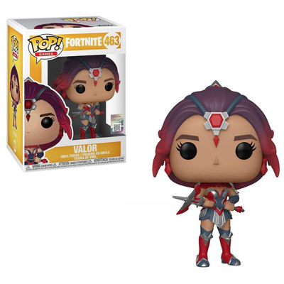 Funko POP! Games: Fortnite - Valor #463