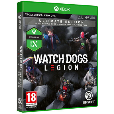Watch Dogs Legion Ultimate Edition - 3 days early access - ( XB1 )