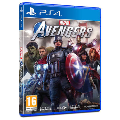 Marvel Avengers ( PS4 )