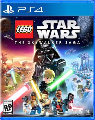 Lego Star Wars: The Skywalker Saga ( PS4 )