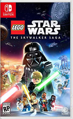 Lego Star Wars: The Skywalker Saga ( NS )