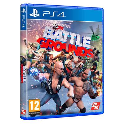 WWE 2K Battlegrounds ( PS4 )