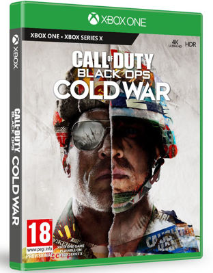 Call of Duty BLACK OPS Cold War ( XB1 )