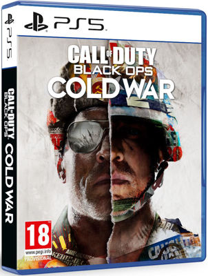 Call of Duty BLACK OPS Cold War ( PS5 )