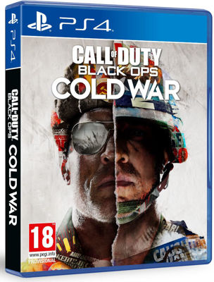 Call of Duty BLACK OPS Cold War ( PS4 )