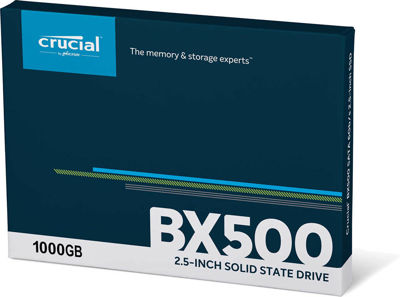 """Crucial BX500 Solid state drive 1TB internal - 2.5"""""""