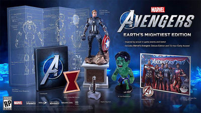 Marvel's Avengers Earth's Mightiest Edition - ( PS4 )