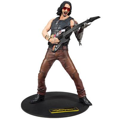 McFarlane Cyberpunk 2077 - Johnny Silverhand Big Action Figure (30cm)