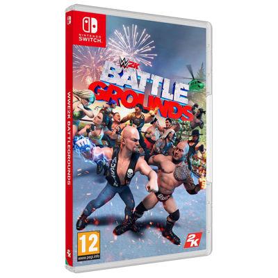 WWE 2K Battlegrounds ( NS )
