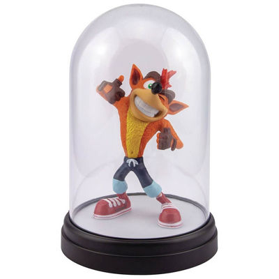 Crash Bandicoot - Bell Jar Light - Paladone - Φωτιστικό