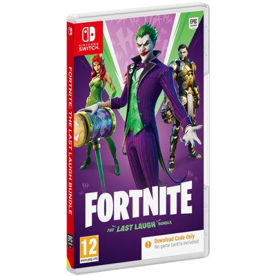 Fortnite: The Last Laugh Bundle ( NS )
