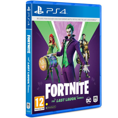 Fortnite: The Last Laugh Bundle ( PS4 )
