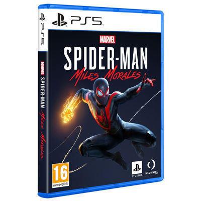 Marvel's Spider-Man Miles Morales ( PS5 )