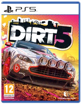Dirt 5  ( PS5 )
