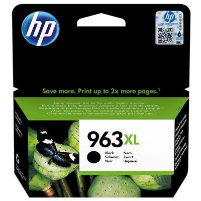 HP Μελάνι HP 963XL Black