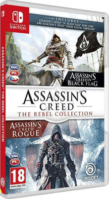 Assassin's Creed: The Rebel Collection ( NS )