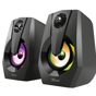 Trust ZIVA Gaming Speaker Set with RGB Illumination