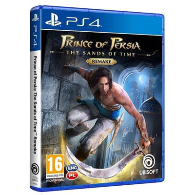Prince of Persia: The Sands of Time Remake ( PS4 )