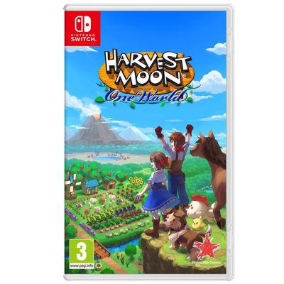 Harvest Moon : One World ( NS )