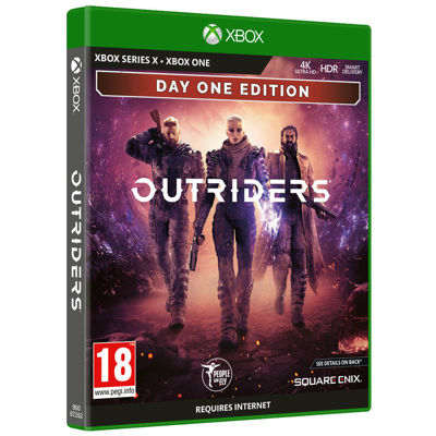 Outriders Day 1 Edition ( XB1/SBSX )