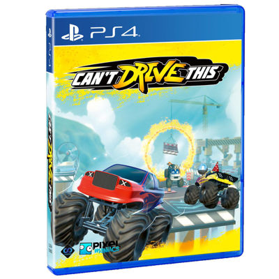 Can't Drive This ( PS4 )