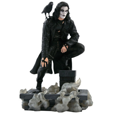 The Crow (Rooftop) Gallery Diorama