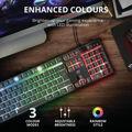 TRUST GXT 835 Azor Illuminated Gaming Keyboard