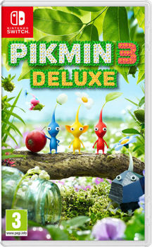Pikmin 3 Deluxe ( NS )