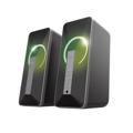 Trust Arva Wireless Speaker Set with RGB LED illumination ( Bluetooth )