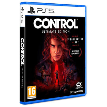 Control : Ultimate Edition ( PS5 )