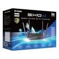 D-Link EXO Wi‑Fi 6 AX DIR-X1560 Router - 1000 Mbps