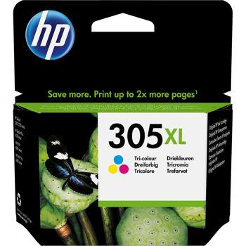 HP 305XL Colour Μελάνι