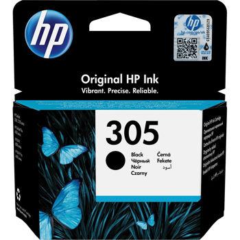 HP 305 Μελάνι Black