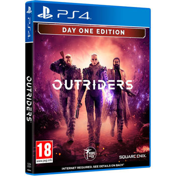 Outriders Day 1 Edition ( PS4 )